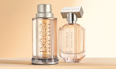 Boss The Scent Pure Accord For Him & For Her Nouveauté Hugo Boss 2021