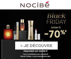 Nocibe - Black Friday