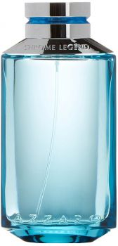 Eau de toilette Azzaro Chrome Legend 125 ml