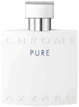 Eau de toilette Azzaro Chrome Pure 50 ml