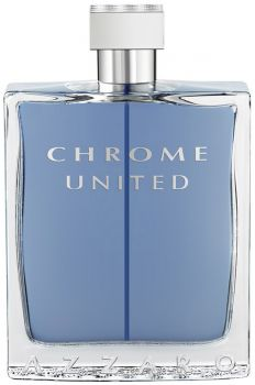 Eau de toilette Azzaro Chrome United 200 ml
