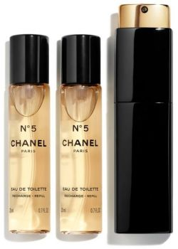 Eau de toilette Chanel N°5 3 x 20 ml
