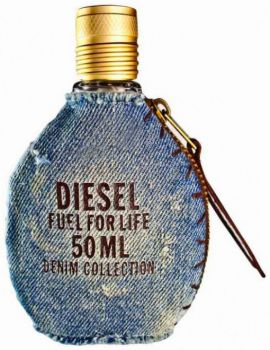 Eau de toilette Diesel Fuel for Life Denim Collection pour Lui 50 ml