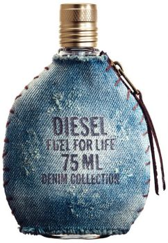 Eau de toilette Diesel Fuel for Life Denim Collection pour Lui 75 ml