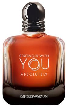 Eau de parfum Giorgio Armani Stronger With You Absolutely 50 ml