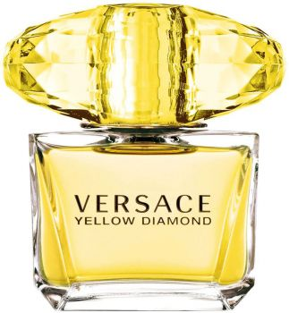 Eau de toilette Versace Yellow Diamond 90 ml
