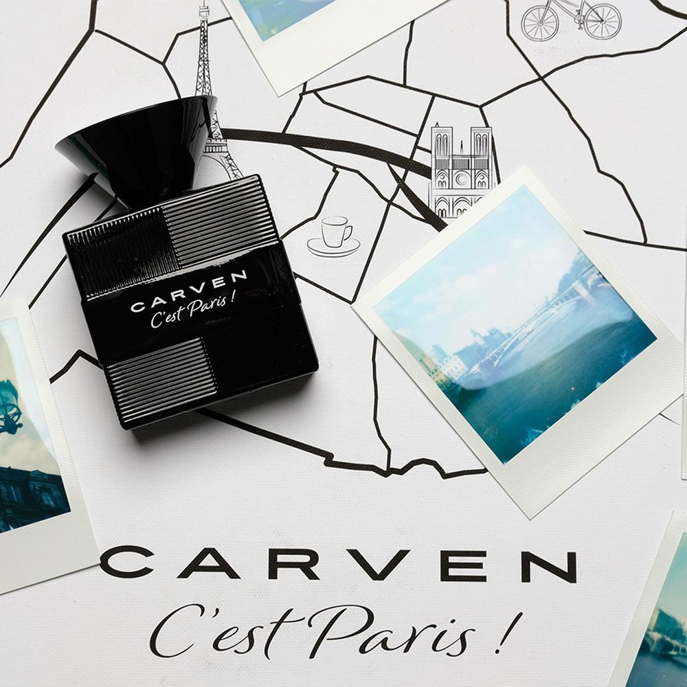 Carven C'est Paris ! Le nouveau duo sensuel et affirmé